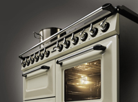 THE NEW 'VICTORIA' TRADITIONAL RANGE COOKER | Smeg HK